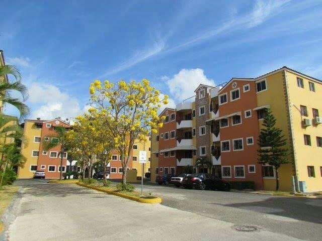 Apartamento acogedor y seguro - Santiago de los Caballeros - Byt