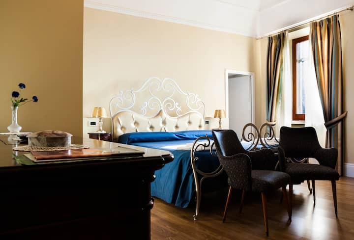 Suite Blu - Dimora Antica Pianella