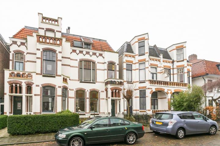 Sfeervolle etage nabij sonsbeekpark en centrum - Arnhem - Autre