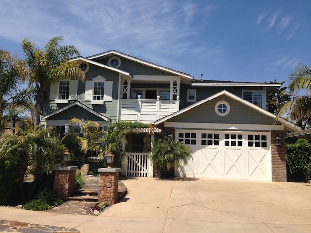 Beautiful Encinitas Home in Family Neighborhood - Encinitas - Hus