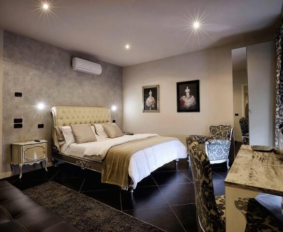 Suite indipendente a Biella (BNB Home Biella)