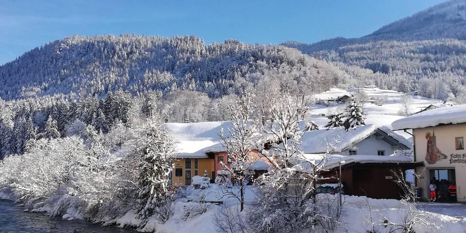 5 Sterne Ferienparadies Alpenglühn Berchtesgaden