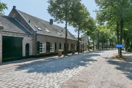 Farmhouse 2 rooms, private bathroom,private garden - Eersel - Wohnung