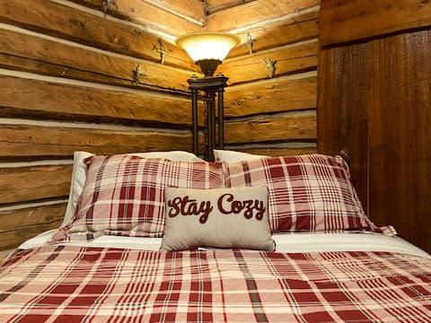 Red John's historic cabin.