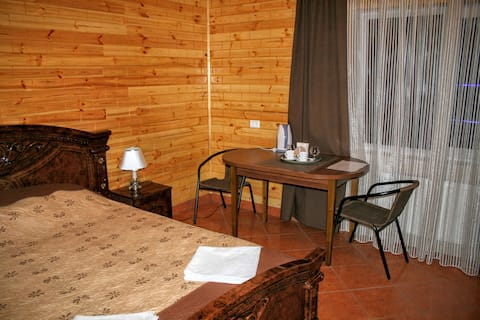 Rooms in mini-hotel welcoming you