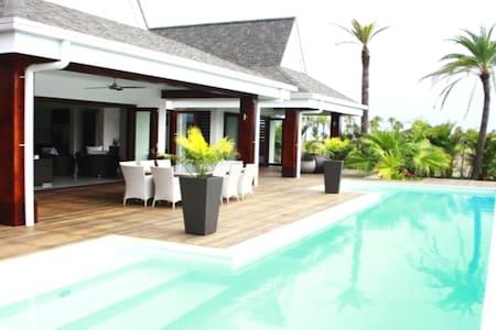 Private marina pool house - Ba