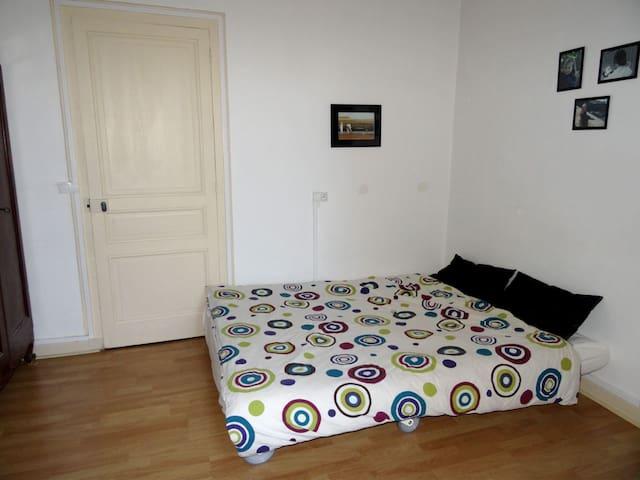 Chambre ensoleillée et accueillante - Vannes - Dom