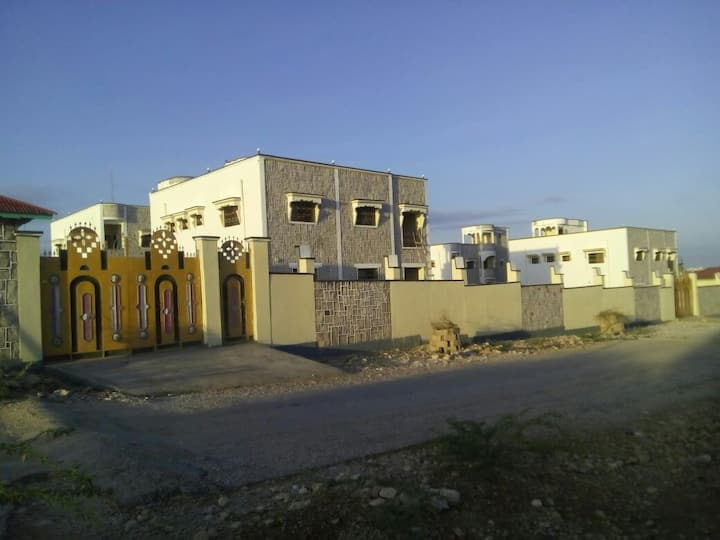 Masalle Recidences: by Egal Int Airport (Hargeisa)