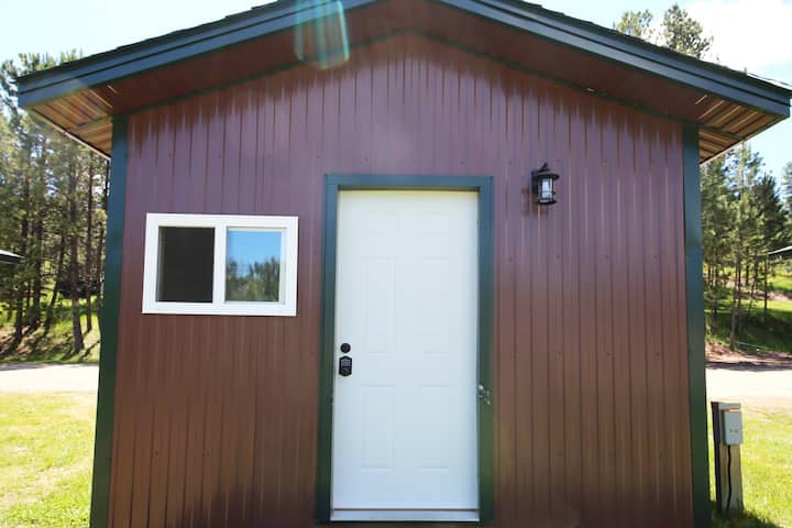 Brewery Cabin