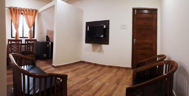 Cozy 1 bedroom Sulcar home at calangute beach