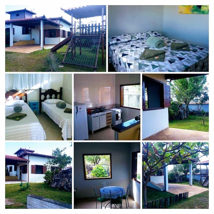 Casa Verde Vila Gabriela
