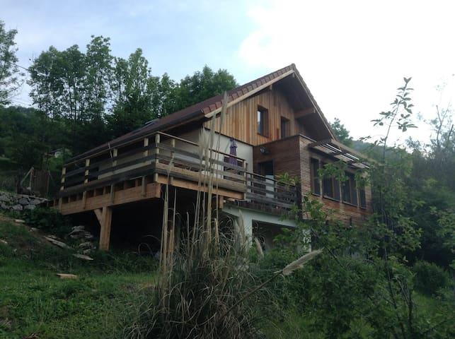 maison chartreuse nature - Mont-Saint-Martin - Casa