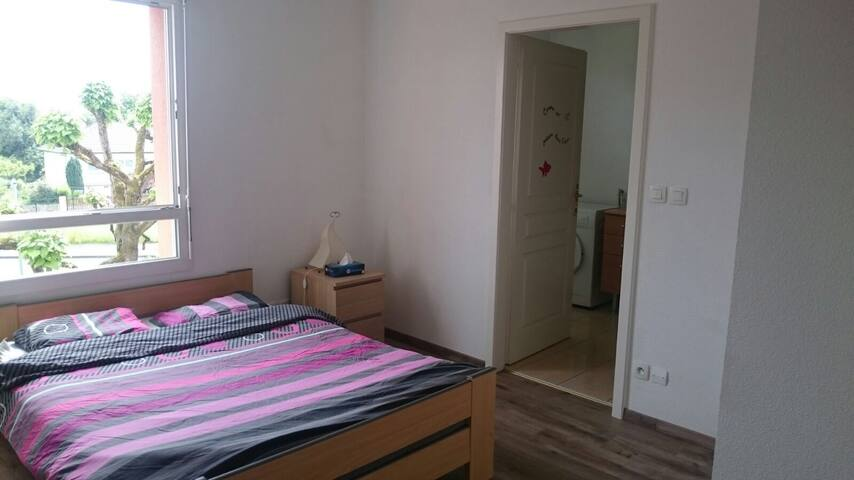 Appartemment 5min Euroairport ! - Blotzheim - Apartment