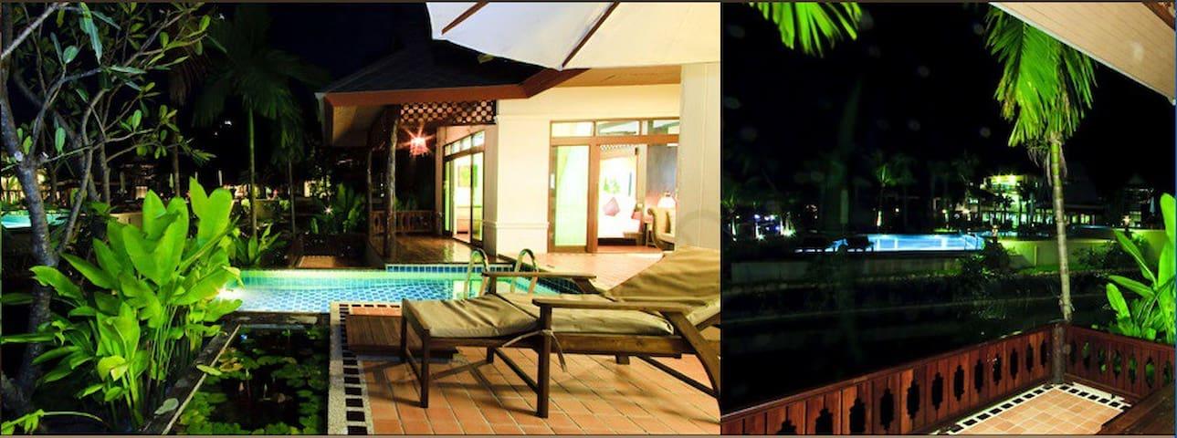 Fantastic Villa in Koh Phangan! - Tambon Wichit - Appartement