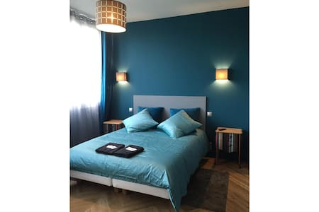 "Studio Marine-Blue / ""LePrivé"" - Appartement"