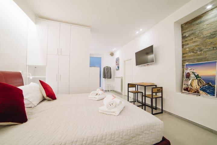330 Holiday Apartments Manarola - Red