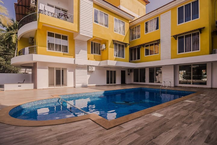 Sea breeze one bhk