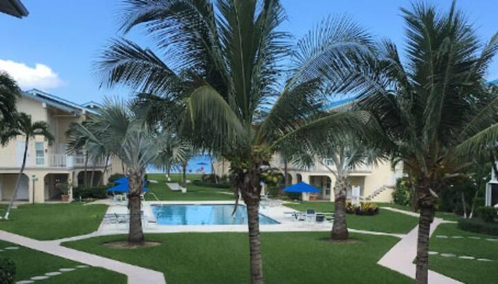 Beachfront Condo at Cayman Reef Resort #34