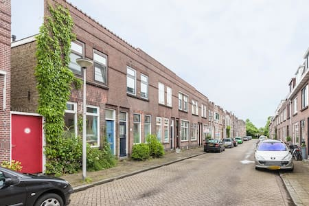 Basic room in friendly, quiet street - Gouda