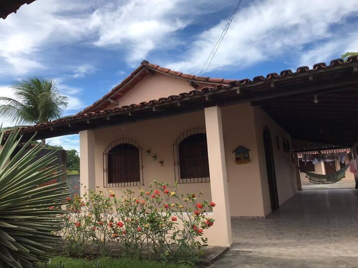 Casa de José  e Maria Simplicidade com aconchego!
