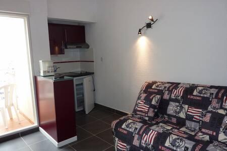 Magnifique studio rénové, climatisé - Agde - Apartment