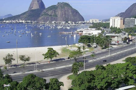 EXCELLENT CONJUGATED! BOTAFOGO BEACH !! - リオデジャネイロ
