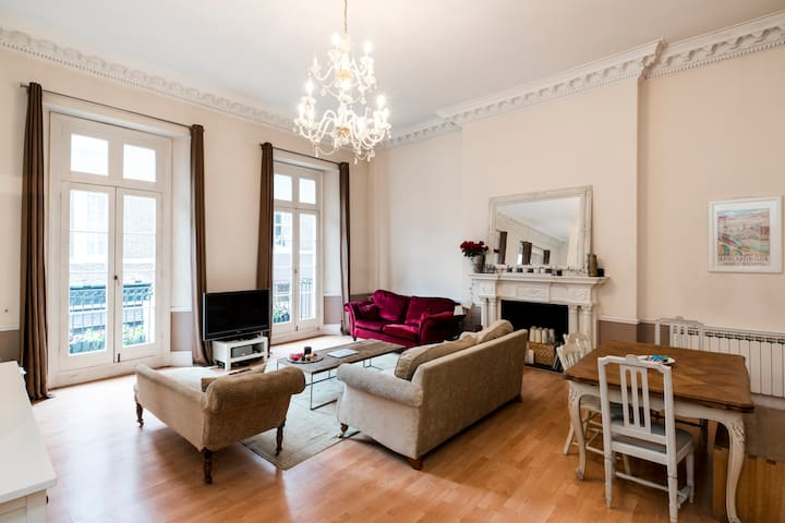 Gorgeous flat, heart of Mayfair