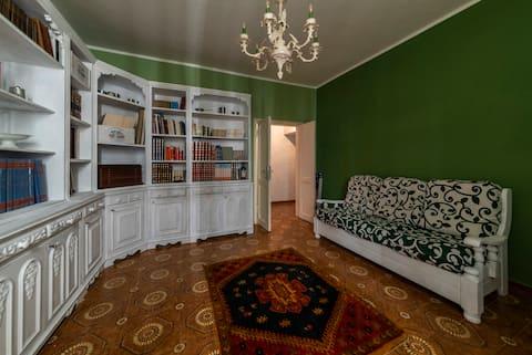 """""""La casetta colorata"""", vacation home, Civitavecchia"""