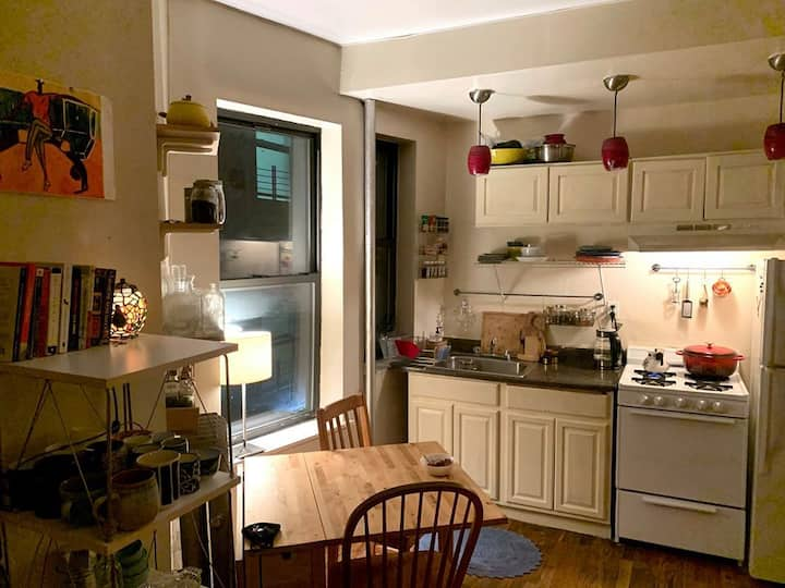 Quaint Flat Available in Harlem