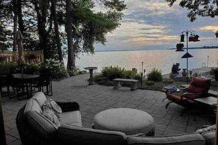 Great location amazing Lake Ontario in Kingston