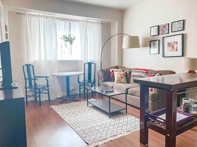 Cute 1br Ideal location near Rittenhouse Sq