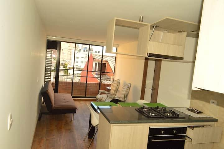 Apartamento Moreh, inigualable ubicacion y confort