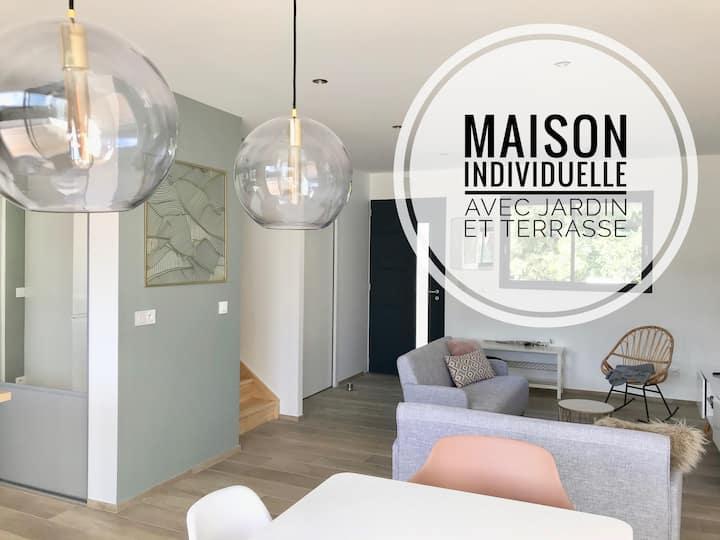 Aux Peupliers de Pradian - Villa Italica - Meublé de tourisme 4 étoiles