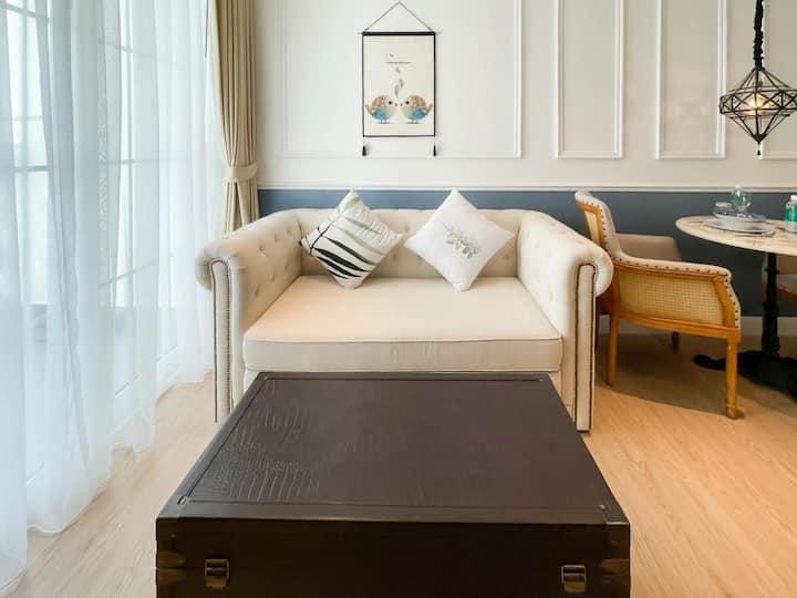Luxury 1 Bedroom in Côte ďAzur By Fernweh #IDB705