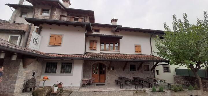 Agriturismo nella Natura a Pochi Passi da Udine