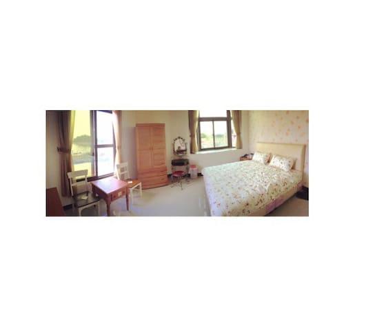 溫馨雙人套房 - Donggang Township - House