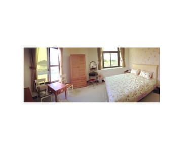 溫馨雙人套房 - Donggang Township