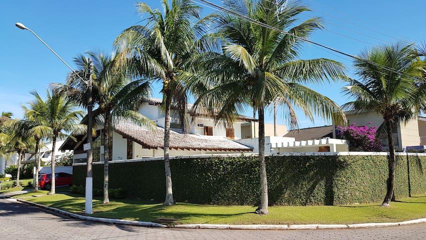Casa no Jardim Acapulco - Guarujá