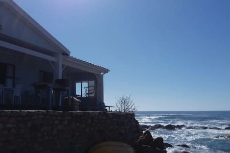 Strandfontein On The Rocks - Lutzville
