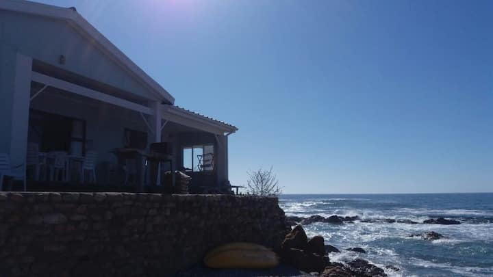Strandfontein On The Rocks