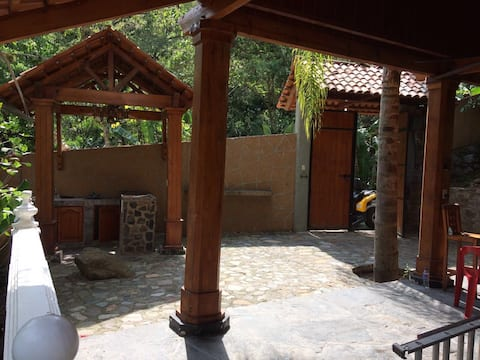 Casa de campo en pahuatlan