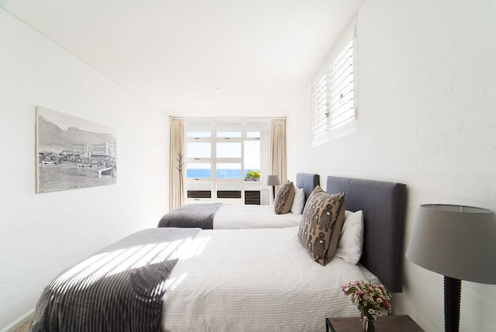 Third Bedroom with Sea View