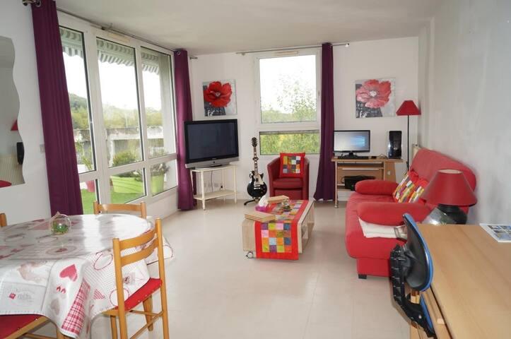Élancourt, Appartement 3P avec terrasse de 90 m2