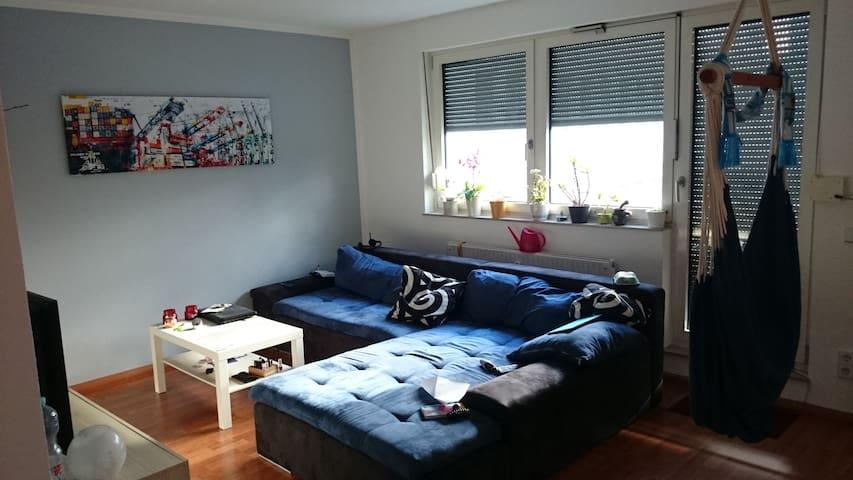 - Wohnen auf Zeit - Schöne Maisonette Wohnung - - Chemnitz - Appartement