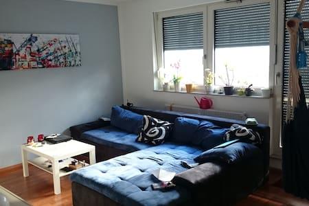 - Wohnen auf Zeit - Schöne Maisonette Wohnung - - Chemnitz - Daire