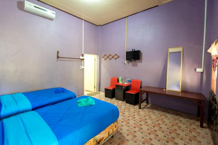 Big Dreams Resort - Duoble room with terrace