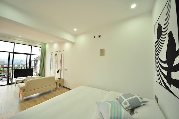 简约风豪华海景房305 - Dali - House