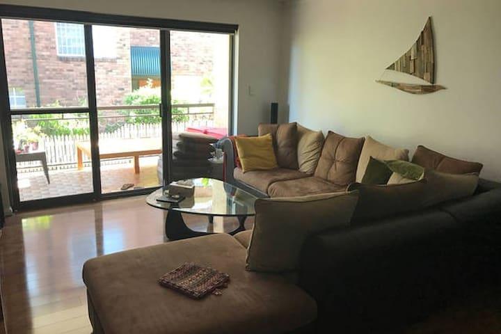 One bedroom unit - Bowen Hills