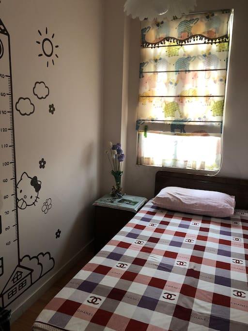 小卧室—单人房