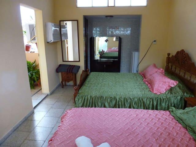 Hostal Las Arecas WIFI SERVICE IN THE ROOM